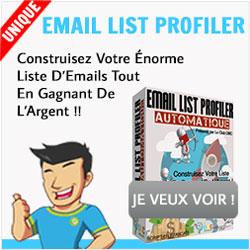 EmailListProfiler