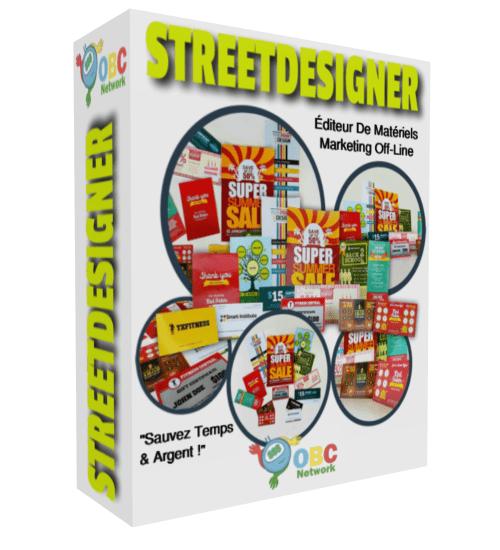 STREETDESIGNER MARKETING