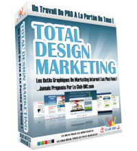 TOTAL DESIGN MARKETING Suite