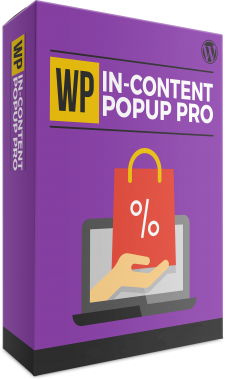 WP IN CONTENT POPUP PRO