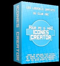 Icônes Créator